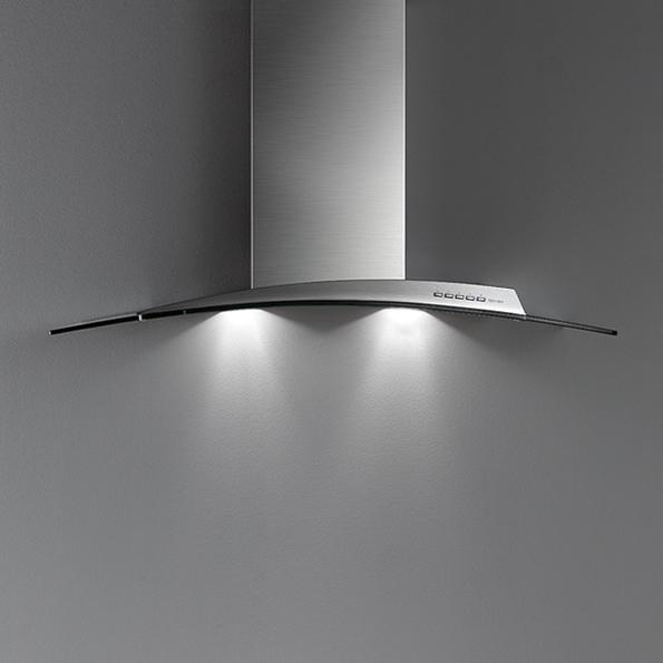 falmec atlas glas inselhaube 90cm design. Black Bedroom Furniture Sets. Home Design Ideas