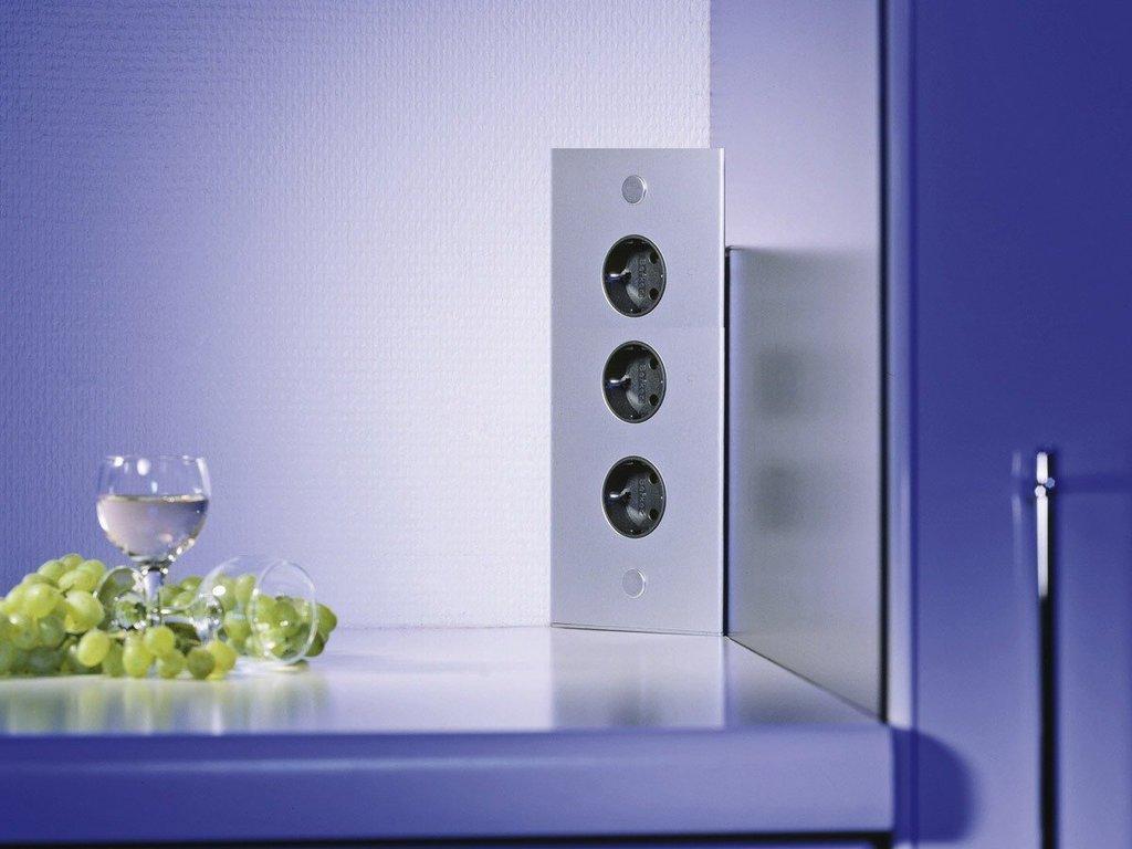 sedia ecko edelstahl 3fach 730462 design. Black Bedroom Furniture Sets. Home Design Ideas