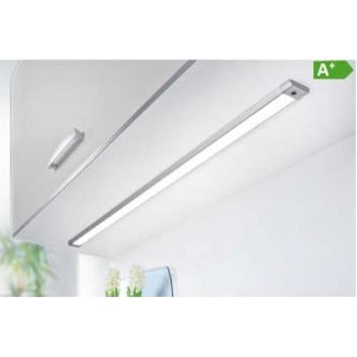 Thebo led 401 nina edelstahl design einbauleuchtende for Led unterbaubeleuchtung küche