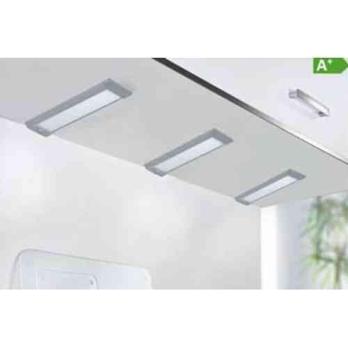 Unterbaulampe kuche halogen design einbauleuchtende for Led unterbaubeleuchtung küche