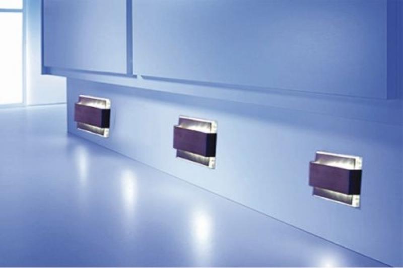 thebo led 100 1 sockelbeleuchtung design. Black Bedroom Furniture Sets. Home Design Ideas